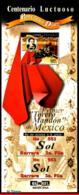 Ref. MX-2144 MEXICO 1999 FAMOUS PEOPLE, PORCIANO DIAZ SALINAS,, BULLFIGHTER, MI# B47, S/S MNH 1V Sc# 2144 - Mexico