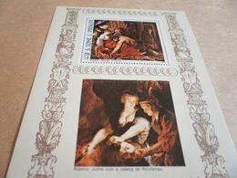 Miniature Sheets Rubens 1983 - Sao Tome And Principe