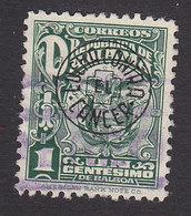 Panama, Scott #RA5, Used, Arms Overprinted Issued 1940 - Panama