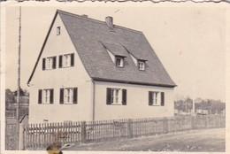 Foto Wohnhaus - Foto-Lins Schwabach - Ca. 1940/50 - 8,5*5,5cm (41393) - Luoghi