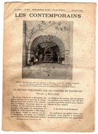 Hebdomadaire Les Contemporains N°811-26-04-1908-les Prêtres Prisonniers Sur Les Pontons De Rochefort Pendant La Révoluti - Newspapers
