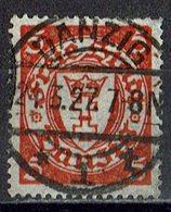 Danzig 1924/1938 // Mi. 193 X O - Dantzig