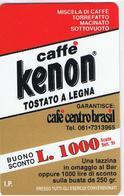 NUOVA:  £. 5.000  -  30.06.1996  CAFFE'  KENON - Italia