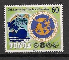 Tonga - 1994 - N°Yv. 977 - Visit South Pacific - Neuf Luxe ** / MNH - Tonga (1970-...)