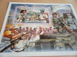 Miniature Sheets Libya 14th Anniversary 1st Sept Revolution - Libya