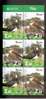 BOSNIA AND HERZEGOVINA 2019,EUROPA CEPT,NATIONAL BIRDS,BOOKLET,MNH - Bosnia And Herzegovina
