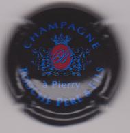 Capsule Champagne BOUCHE Père & Fils ( Nr ; Noir  Bleu Et Rouge ) {S23-19} - Champagne
