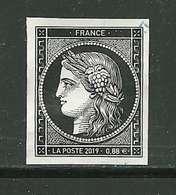 2019 Yt 5305 (o) Ceres 170 Ans Du Premier Timbre-poste Français - Gebruikt