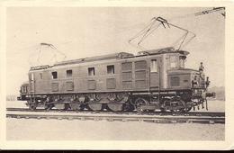 CHEMIN DE FER PARIS ORLEANS Locomotive Electrique Héliochromie Française Paris - Trains