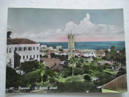 CPA CPSM CP LIBAN BEYROUTH  BEIRUT 1950 LE GRAND SERAIL  THE GREAT HAREM  - B/TB ETAT - Líbano