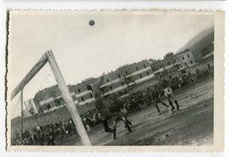 FOTOGRAFIA PARTITA CALCIO SALERNITANA SIRACUSA STADIO COMUNALE DONATO VESTUTI SALERNO 29° GIORNATA ANNO 1947 - Sport