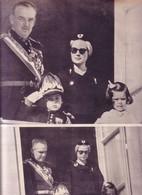 (pagine-pages)GRACE KELLY  Rotosei1961/50. - Autres