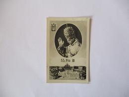 S.S. PIO XII ANNEE SAINTE ROME 28 MAI 1950 ALBERT FRANCKE PRÊTRE FOT. G. FELICI - Devotion Images