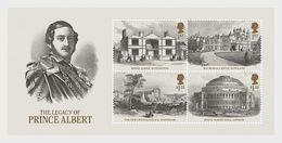 Great Britain 2019 Queen Victoria Bicentenary Miniature Sheet - 1952-.... (Elizabeth II)