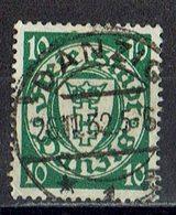 Danzig 1924/1938 // Mi. 194 X O - Dantzig