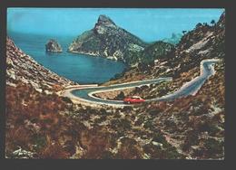 Formentor - Es Colomé - Classic Car Citroën DS - Mallorca