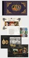 Great Britain 2019 Queen Victoria Bicentenary Stamp Booklet - 1952-.... (Elizabeth II)