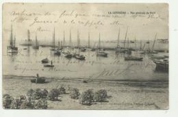 LA COTINIERE - VUE GENERALE DU PORT  VIAGGIATA FP - Rochefort