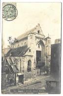 LAGNY - Hôtel Saint Purcy - CARTE PHOTO - Lagny Sur Marne