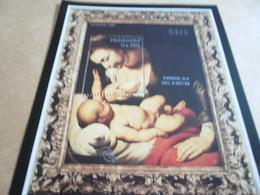 Miniature Sheets Rubens 1987 - Paraguay