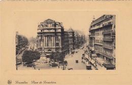 Postcard Bruxelles Place De Brouckere  My Ref  B13276 - Squares