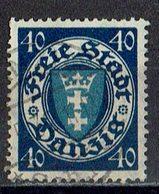 Danzig 1924/1938 // Mi. 199 X O - Dantzig