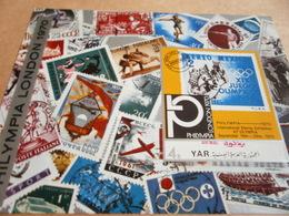 Miniature Sheets Yemen 1970 Philympia - Yemen
