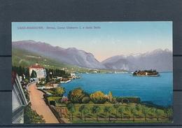 Lago Maggiore - Stresa, Corso Umberto I. E Isola Bella - Verbania