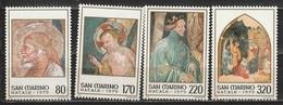 San Marino 1979 - Natale - 4 Valori MNH ** - San Marino