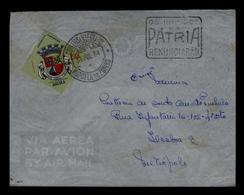 ANGOLA Brasons PÁTRIA (special Colonial War Caché) Portugal NAQUELA DO ZOMBO City1964 #8066 - Angola