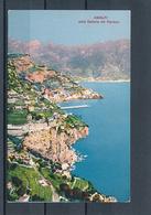Amalfi Dalla Galleria Del Pendolo - Salerno