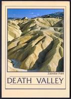 USA United States Death Valley 1986 / Zabriskie Point - Death Valley