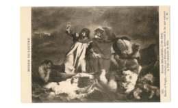 Eugène Delacroix - Dante Et Virgile , Conduits Par Phlégias - 7260 - Paintings