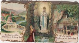 Santino Della Madonna Di Lourdes, Anno 1912 - Devotion Images