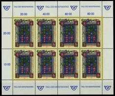 ÖSTERREICH 1992 Nr 2066KB Postfrisch KLEINBG SBDB462 - Blocks & Kleinbögen