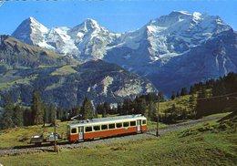 CPM - Train Suisse - Eisenbahnen