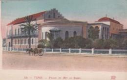 TUNIS -LE CASINO ET LE THEATRE MUNICIPAL - Tunisia
