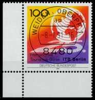BRD 1991 Nr 1495 Zentrisch Gestempelt ECKE-ULI X84DECE - BRD