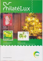 Luxembourg Brochure 2018 / 4 Christmas - Moselle - Grapes - ATM - Prunes - Luxemburg