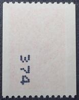 LOT 2033 - 2005 - TYPE MARIANNE DE LAMOUCHE - N°3743A NEUF** ☛ Numéro Noir Au Verso - France
