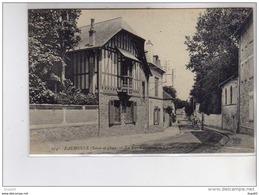 EAUBONNE - La Rue D'Ermont - Le Chalet D'un Artiste - Très Bon état - Eaubonne