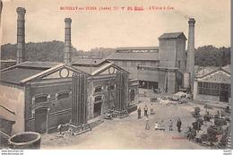 ROMILLY SUR SEINE - L'Usine à Gaz - Très Bon état - Romilly-sur-Seine