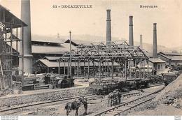 DECAZEVILLE - Broyeurs - Très Bon état - Decazeville