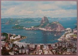 RIO DE JANEIRO - Brasil - Enseada Do Botafogo - Pao De Acucar  Vg - Rio De Janeiro