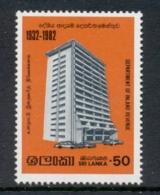 Sri Lanka 1982 Inland Revenue MUH - Sri Lanka (Ceylon) (1948-...)
