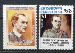 Bangladesh 1981 Kemal Ataturk MUH - Bangladesh