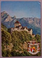 Schloss Vaduz, Residenz Des Regierenden - Furstentum Liechtenstein -  Vg - Liechtenstein
