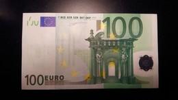 ITALIA ITALY 100 EURO 2002 DUISENBERG SERIE S 00048218767 J001A2 CIRC, - 50 Euro