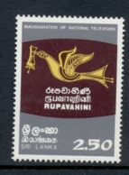 Sri Lanka 1982 Television MUH - Sri Lanka (Ceylon) (1948-...)