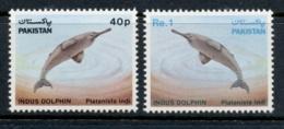 Pakistan 1982 Blind Indus Dolphin MUH - Pakistan